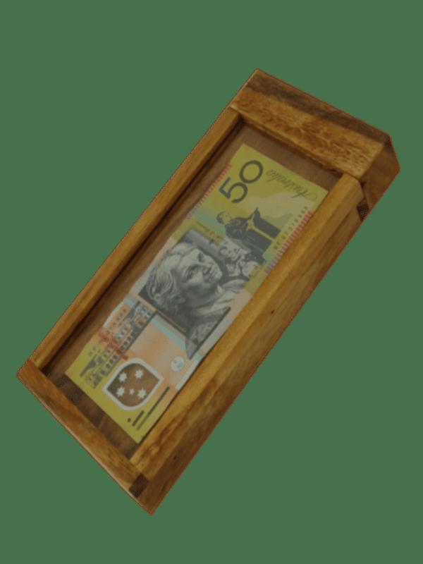 ATM Wooden Puzzle