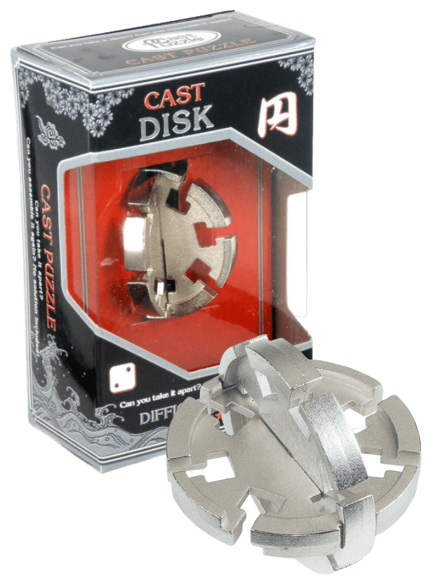 Cast - Disk