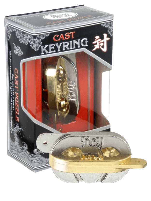 Cast - Keyring