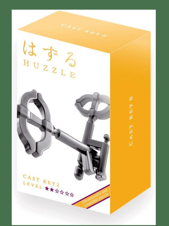 Metal Cast Puzzle - Key II
