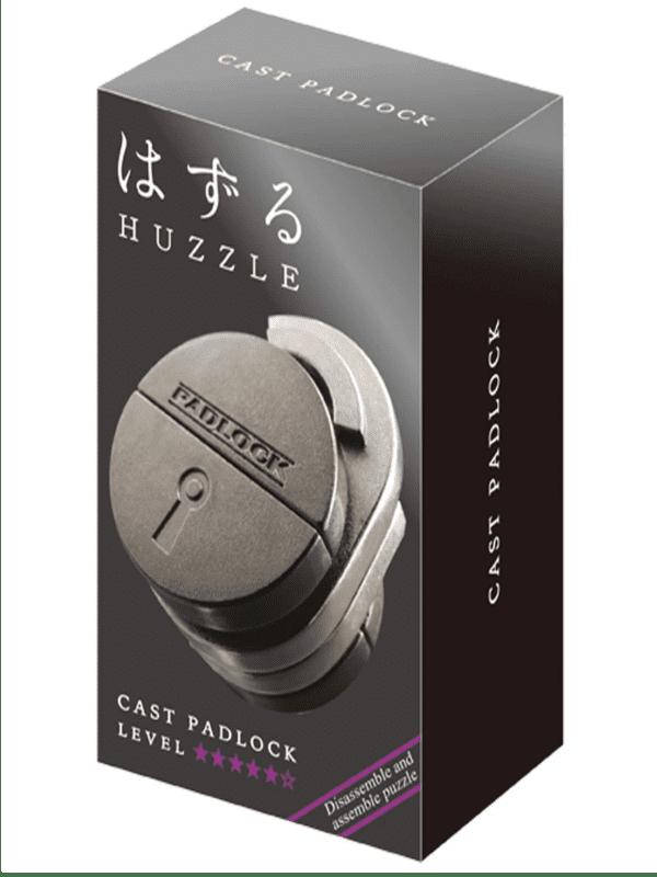 Cast - Padlock