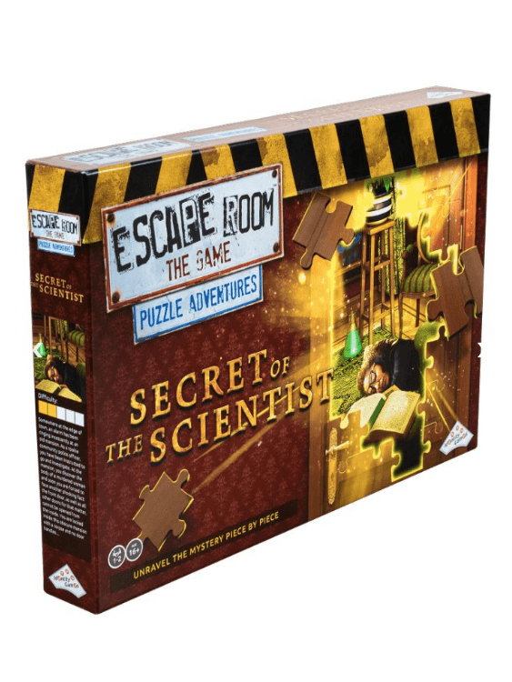 Escape Room the Game - Secret of the Scientist