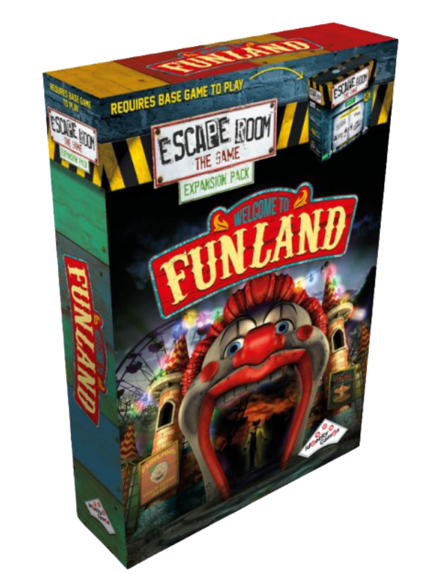 Escape Room the Game - Funland