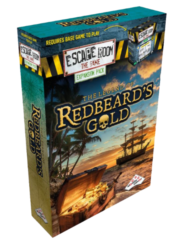 Escape Room the Game - Redbeard's gold
