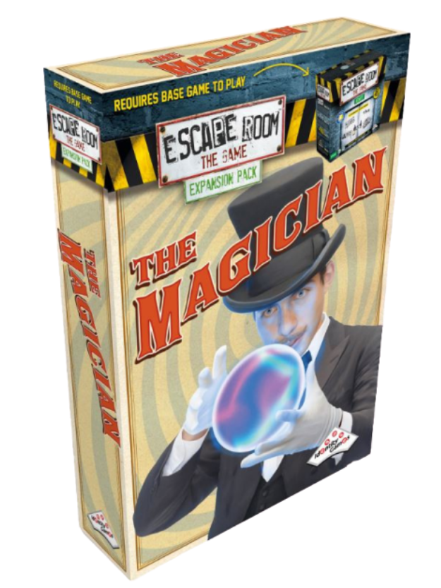 Escape Room the Game - The Magician