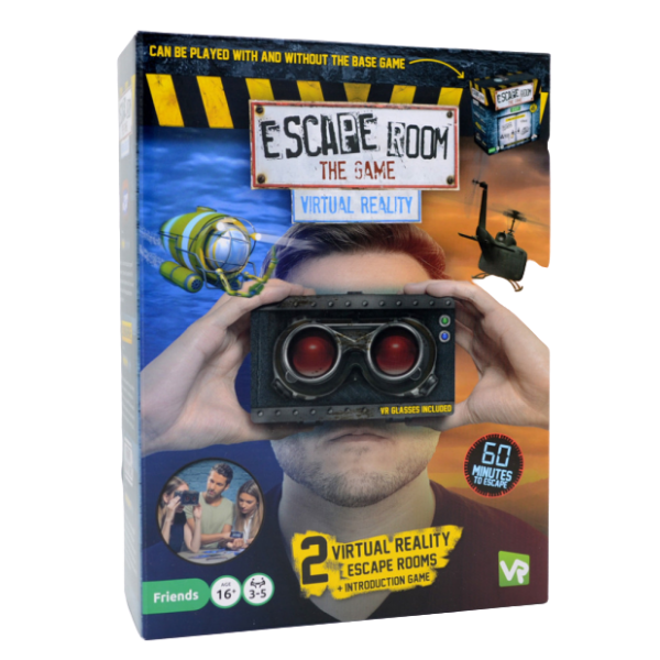 Escape Room the Game - The Virtuality Reality 2 pk