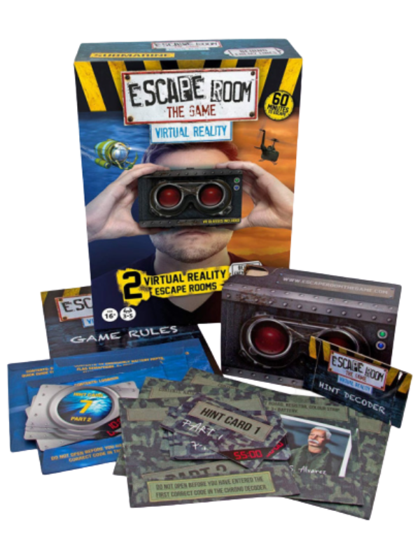 Escape Room the Game - Virtual Reality