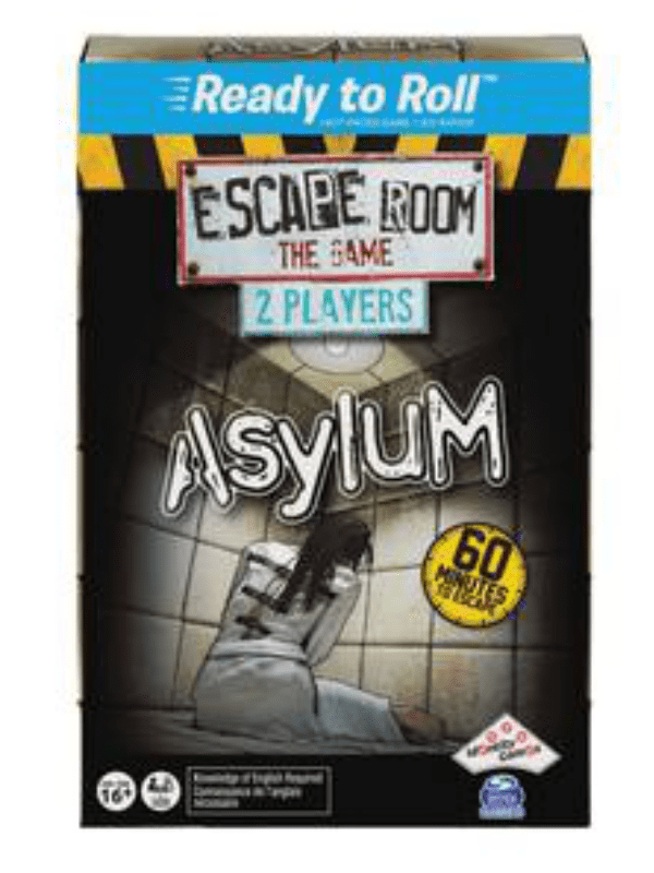 Escape Room the Game - Asylum