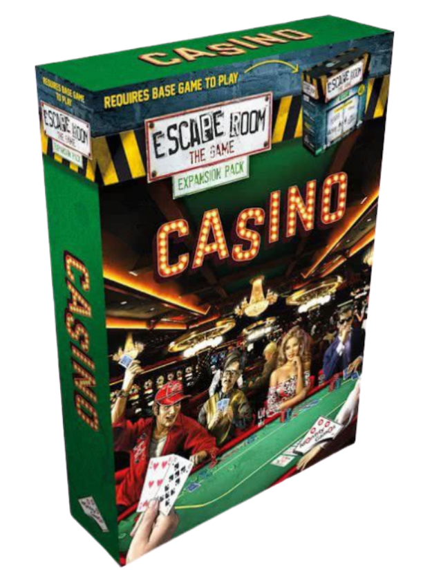 Escape Room the Game - Casino