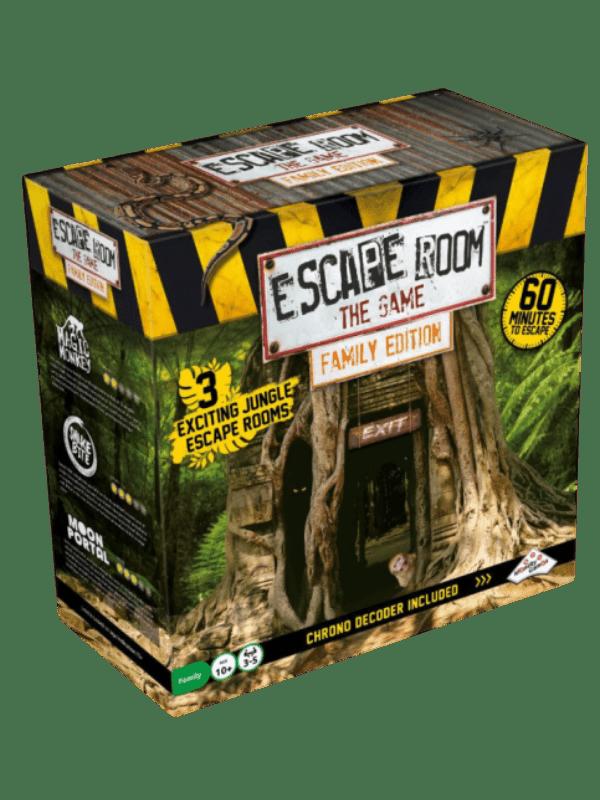 Escape Room the Game Family Edition - Jungle