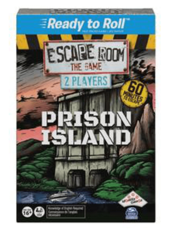 Escape Room the Game - Prison Island