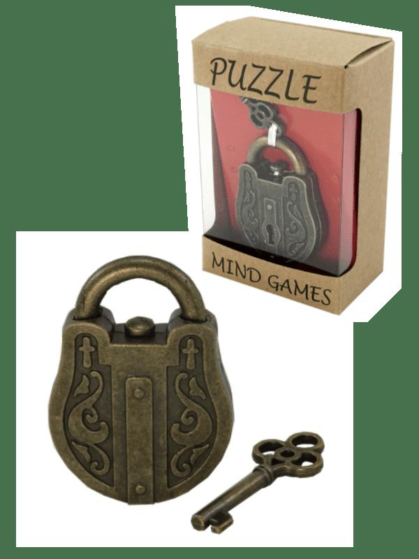 Padlock Puzzle