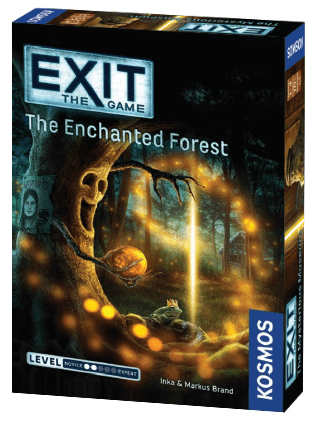 Exit - Enchanted Forest