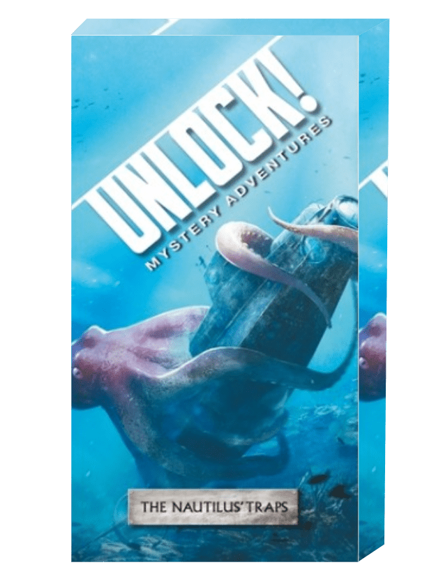 Unlock - Nautilus Traps