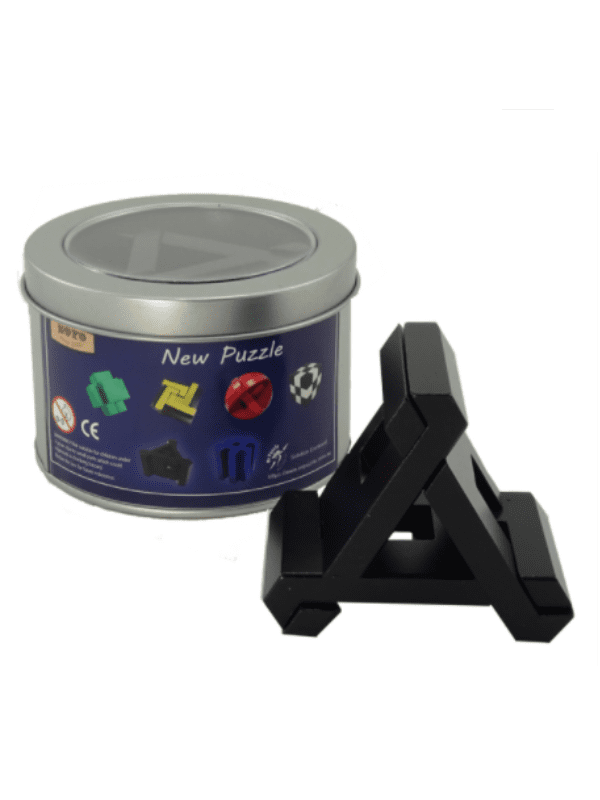 Metal Puzzle - Trilateral triangle