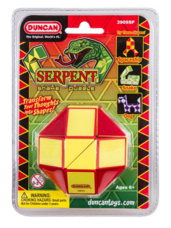 Duncan Serpent Snake Puzzle