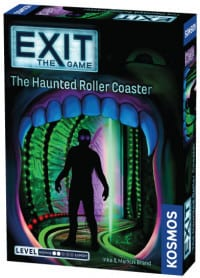 Exit - Haunted Rollercoaster