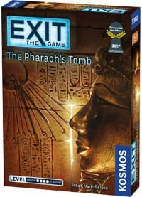 Exit - Pharoah's Tomb