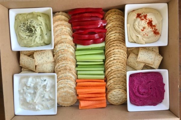 Party Food Box 2