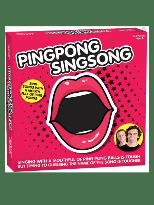 Pingpong Singsong